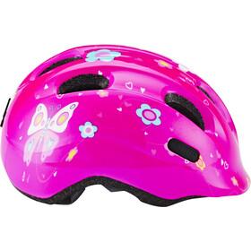 ABUS Smiley 2.0 Kask rowerowy Dzieci, pink bttrfly